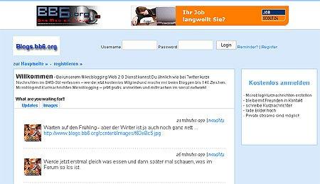 Microblog Web 2.0 Microblogging social network