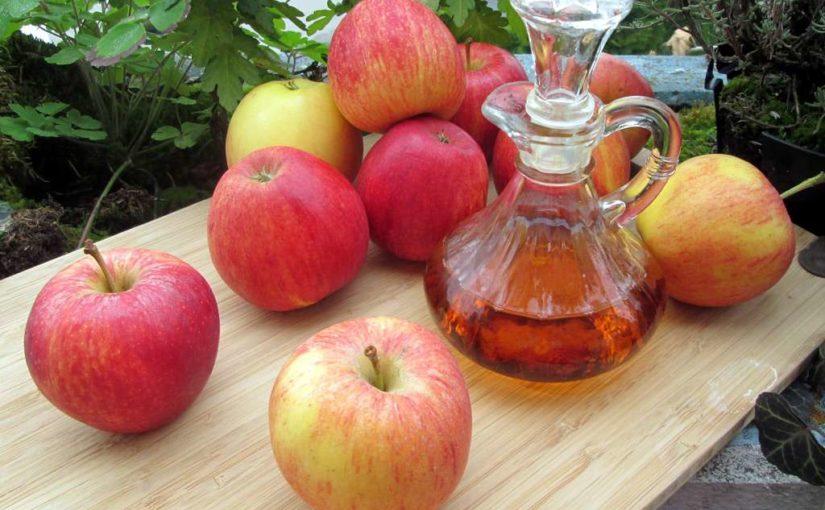 Apfelessig bei Arthritis und Gelenkschmerzen