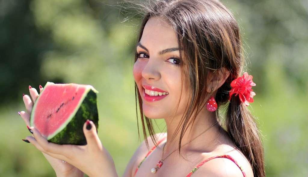 Abnehmen mit der Wassermelone