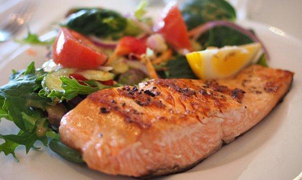 Omega-3-Fettsäuren Lachs